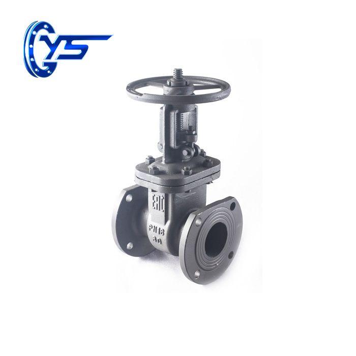 Задвижки стальные лёгкий вес по стандарту ГОСТ DN 50-1000mm