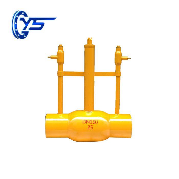 Краны шаровые для трубы нефти и газа DN 15-800mm